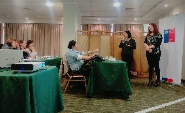 OTD Chile Participa En Jornada De Capacitación Del Servicio De Salud Concepción
