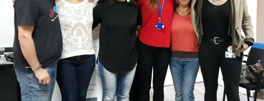 OTEDUCA Capacita A Funcionaries Del Servicio De Salud Metropolitano Central