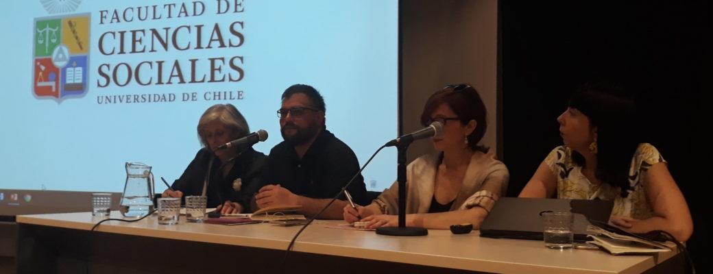 Coordinador De OTD Chile Expone En Seminario Sobre Infancia En La Universidad De Chile