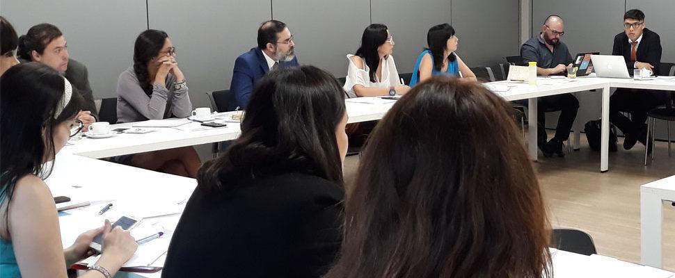 OTD Chile Participa En Encuentro Para La Elaboración Del Reglamento De La Ley De Identidad De Género