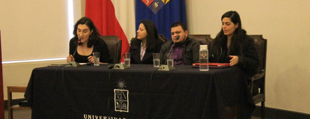 OTD Y La Oficina De Equidad E Inclusión De La Universidad De Chile Organizan Primera Jornada De Salud Integral Trans