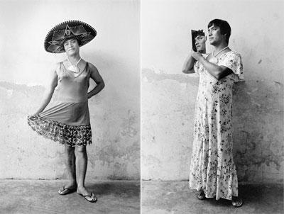 Graciela Iturbide, Magnolia II, Juchitán, México, 1986