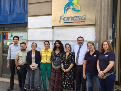 OTD Chile Reunites With Fonasa Authorities To Talk About Trans Health And Gender Identity Law