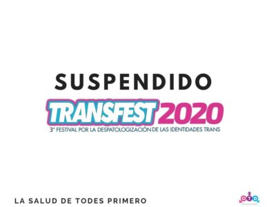 TransFest 2020 Gets Suspended