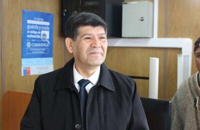Jorge Alvarez, Registro Civil