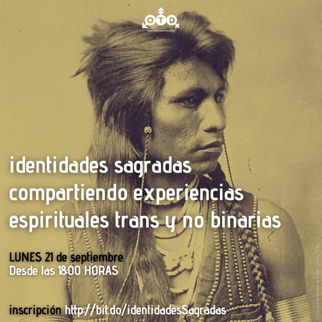 identidades sagradas OTEDUCA