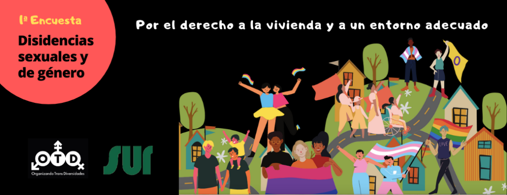 Encuesta habitacional para disidencias sexuales y de género